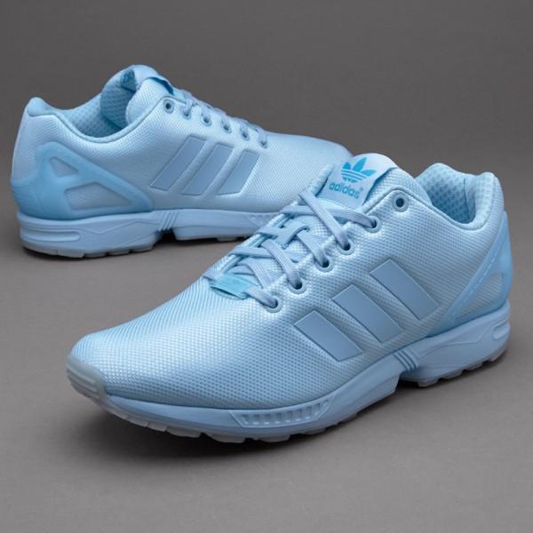 Adidas ZX Flux Herren-Schuhe Blush Blau Blush Blau...