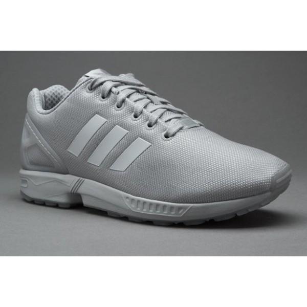 Adidas ZX Flux Herren-Schuhe Fest Grau Fest Grau F...