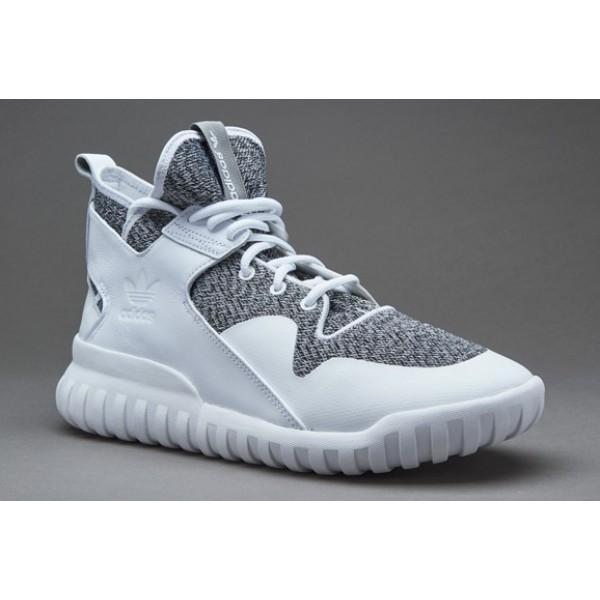 Adidas Tubular X Herren-Schuhe Weiß Weiß Fest Gr...
