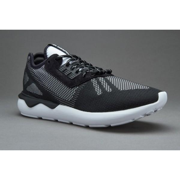 Adidas Tubular Runner Weave Kern Black Core Schwar...