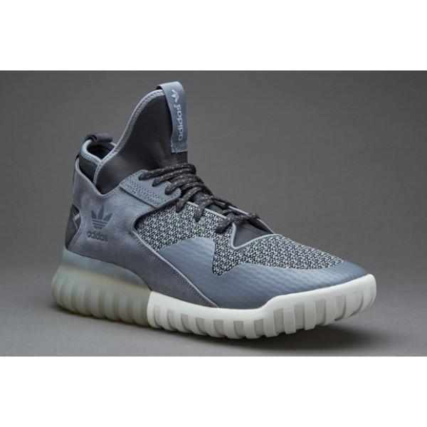 Adidas Tubular X Herren-Schuhe Fest Grau Grau Durchsichtig Grau Marken