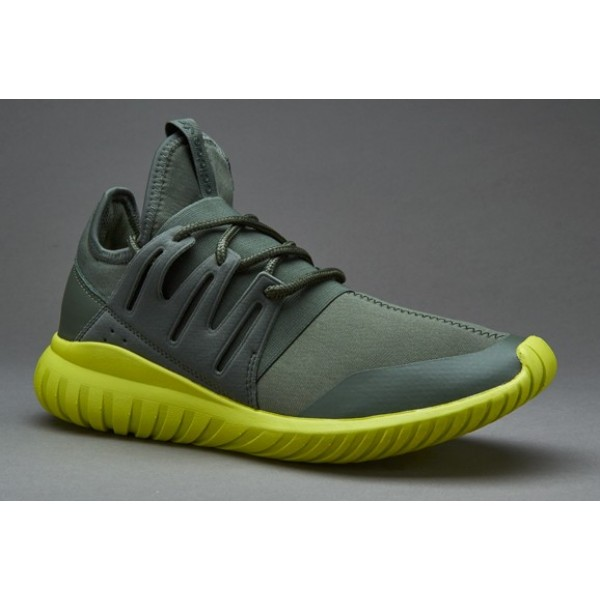Adidas Tubular Radial-Schatten-Grün Kaufen online