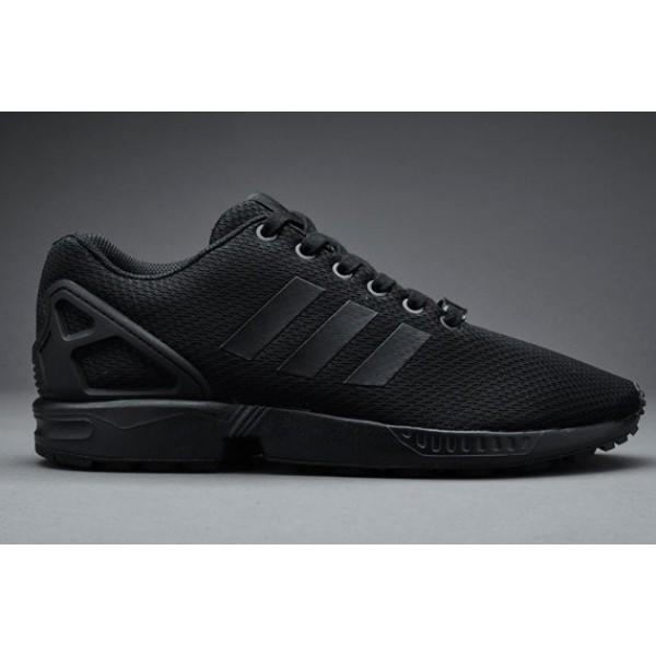 Adidas-Männer ZX Flux Core-Schwarz Dunkelgrau Onl...