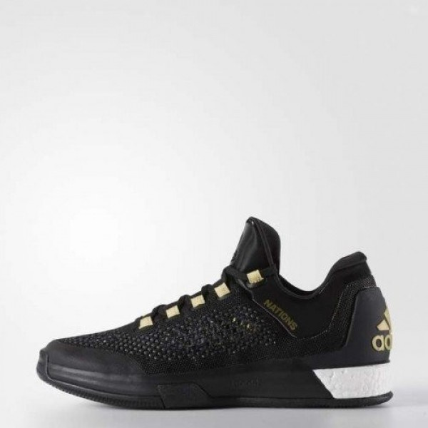Adidas 2015 Crazylight Primeknit Mens-Basketball-E...