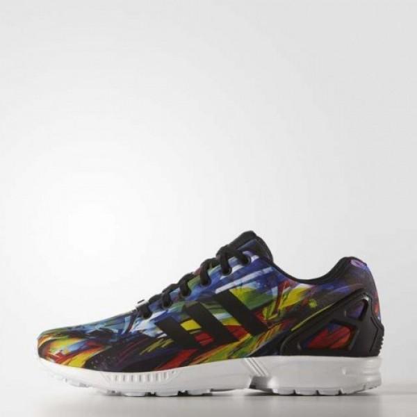 Adidas ZX Flux Regenbogen-Prisma-Männer Lifestyle Billig kaufen