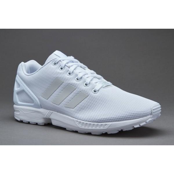 Adidas ZX Flux Weiß Weiß Weiß Angebote