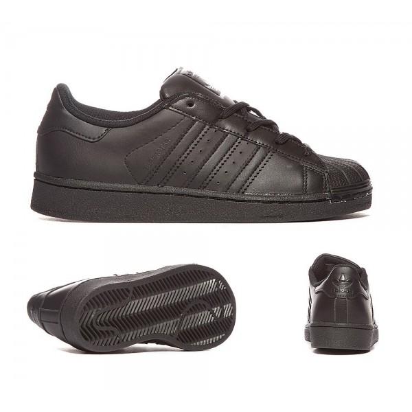 Adidas Originals Säuglingssuperstar Sneaker Schwa...