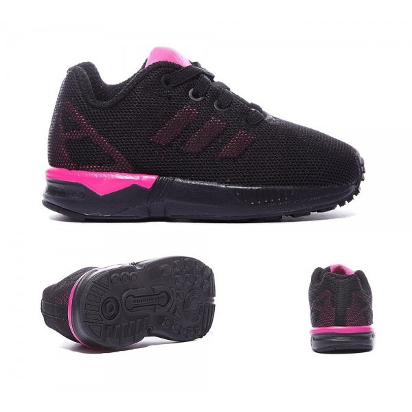 Adidas Originals Nursery ZX Flux Trainer Schwarz u...