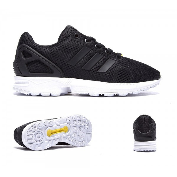 Adidas Originals Junior ZX Flux Trainer Schwarzweiss Bestellen