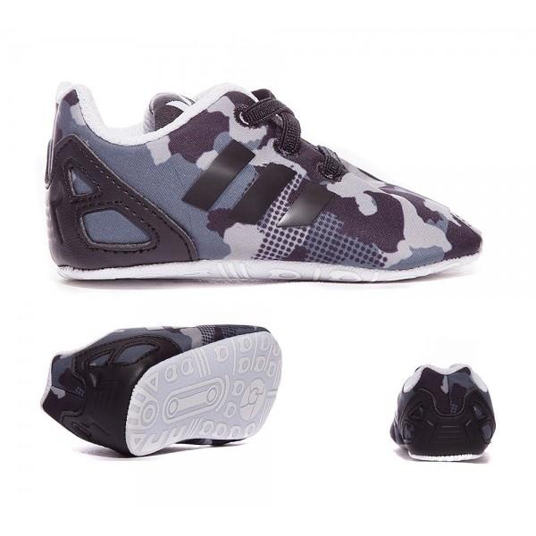 Adidas Originals Krippe ZX Flux Trainer Camo Angebote