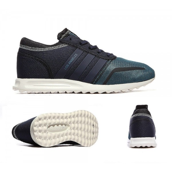 Adidas Originals Los Angeles Trainer Viridian Coll...