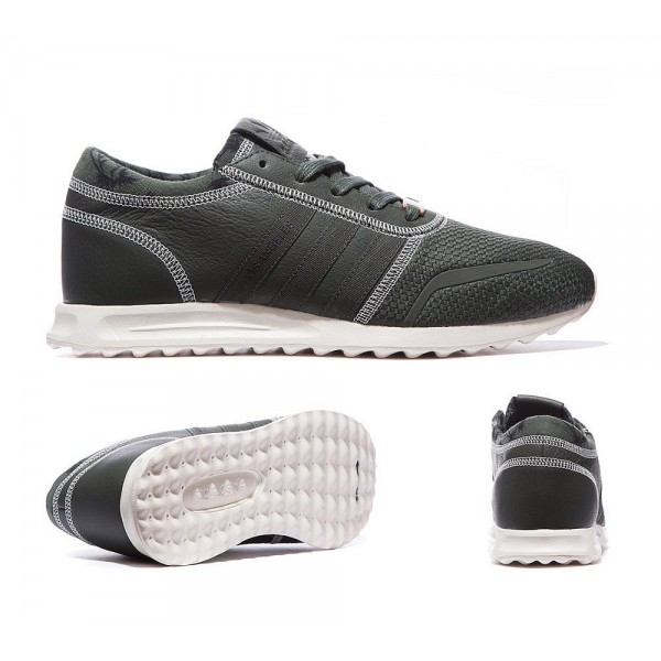 Adidas Originals Los Angeles Italia Trainer Grün Verkäufe