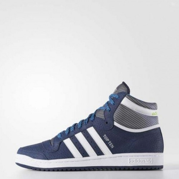 Adidas Top Ten Hallo Herren Lifestyle Sale
