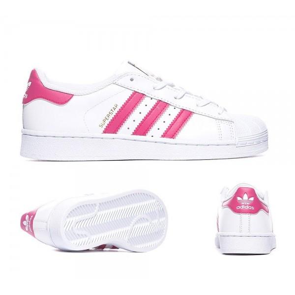 Adidas Originals Baby Superstar Sneaker Weiß und ...
