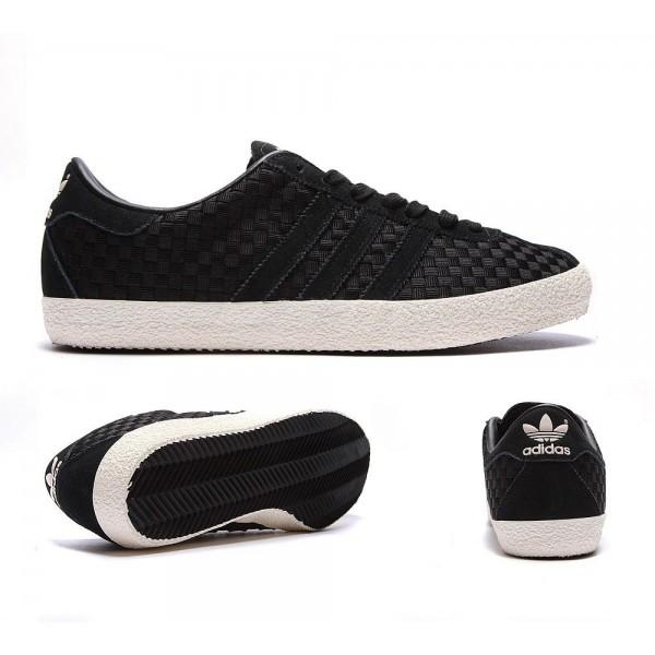 Adidas Originals Gazelle 70er Sneaker Schwarz und ...