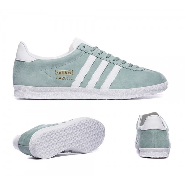 Adidas Originals Gazelle OG Trainer Legend Grün u...