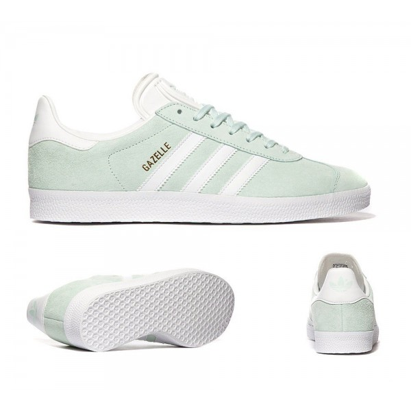 Adidas Originals Gazelle OG Trainer Ice Mint und W...