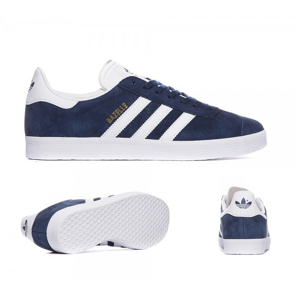 Adidas Originals Gazelle OG Trainer Collegiate Nav...