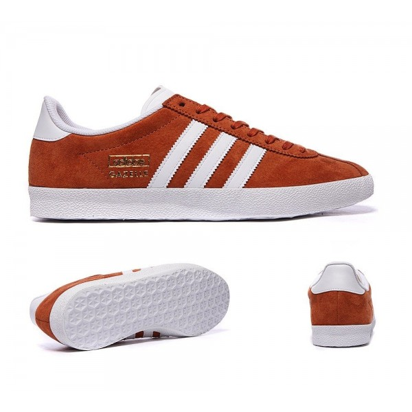 Adidas Originals Gazelle OG Trainer Fox Red Online