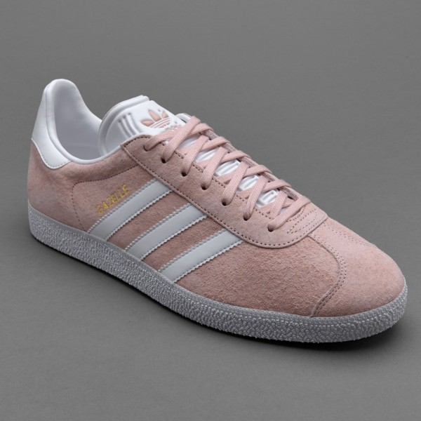 Adidas Gazelle Vapor Rosa White Gold Günstig kauf...