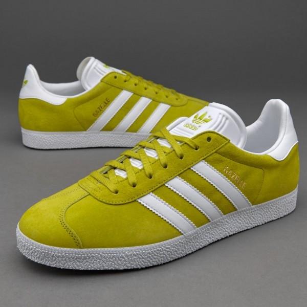Adidas Gazelle Unity Lime White Gold Bestellen