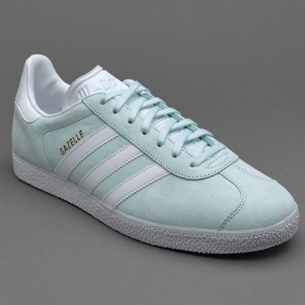 Adidas Gazelle Ice Mint White Gold Versandkostenfrei