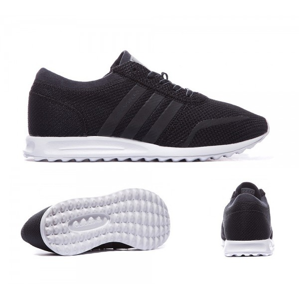 Adidas Originals Junior Los Angeles Trainer Schwar...