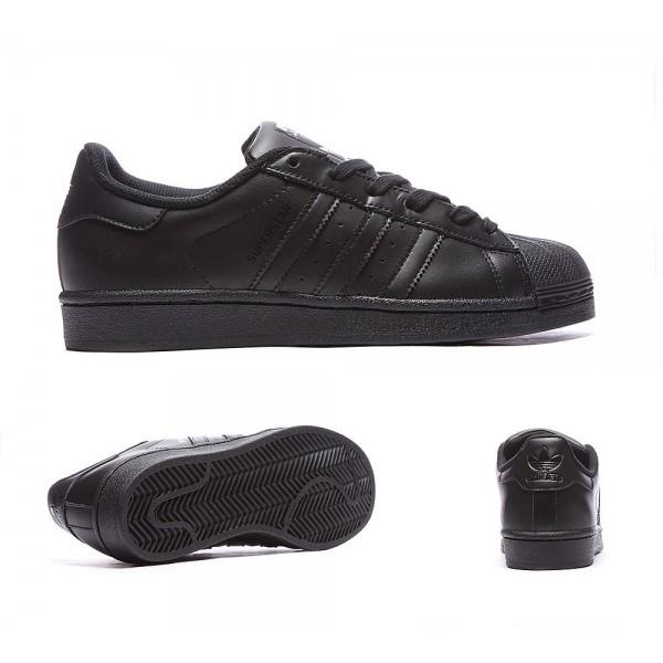 Adidas Originals Junior Superstar Sneaker Schwarz ...