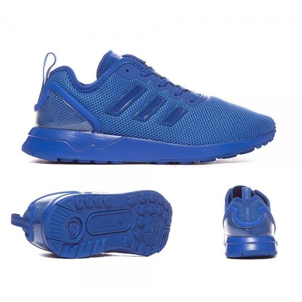 Adidas Originals Junior ZX Flux ADV Trainer Blau Kaufen