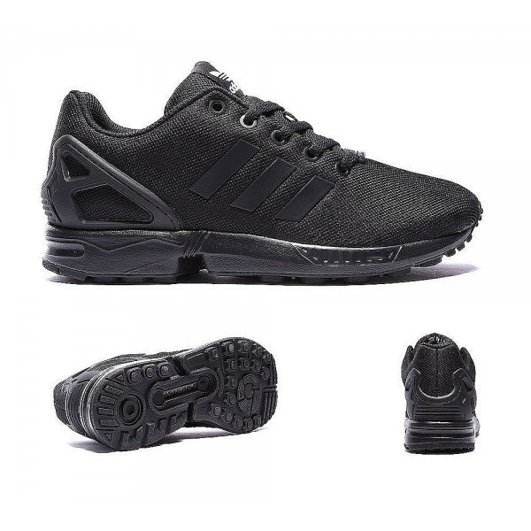 Adidas Originals Infant ZX Flux Sneaker Schwarz Bi...