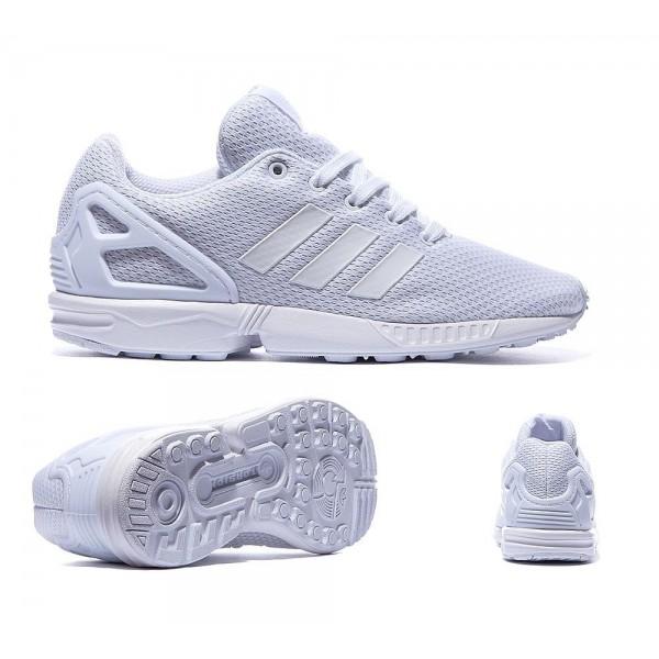 Adidas Originals Infant ZX Flux Sneaker Weiß Onli...