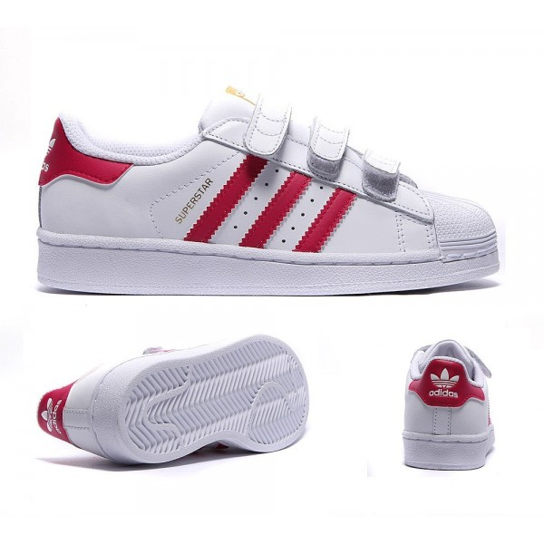Adidas Originals Infant Superstar Foundation Sneak...