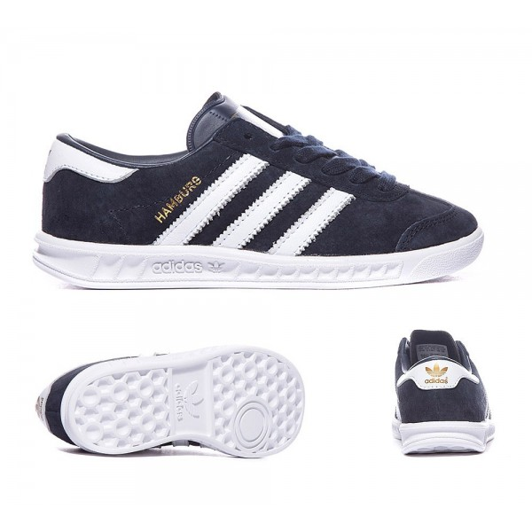 Adidas Originals Infant Hamburg Trainer colligate ...