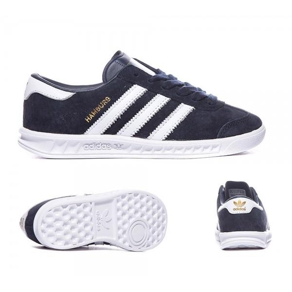 Adidas Originals Infant Hamburg Trainer colligate ...