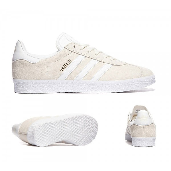 Adidas Originals Gazelle OG Trainer Off White Verk...