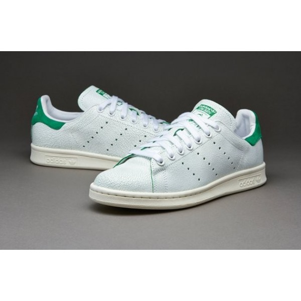 Adidas Stan Smith Weiß Grün Outlet