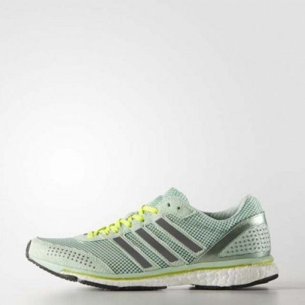 Adidas adizero Adios Boost 2.0 Betrieb der Frauen ...