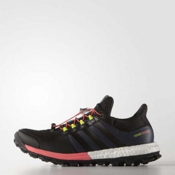 Adidas adistar Raven Erhöhung Frauen Lauf Online