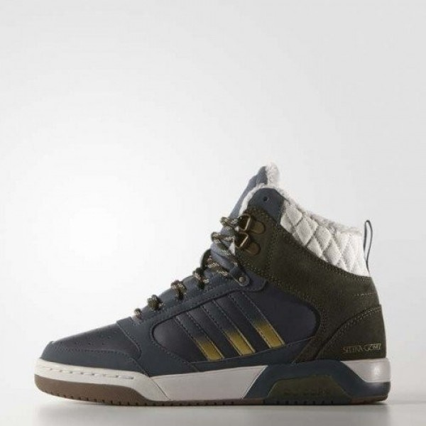 Adidas BB9tis Winter-Mid SG-Frauen Lifestyle Onlin...