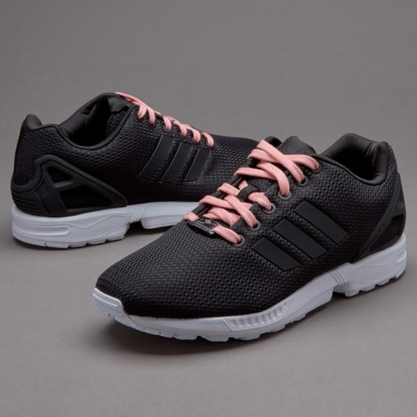 Adidas Damen ZX Flux Damenschuhe Core-Schwarz Noch Breeze Online bestellen