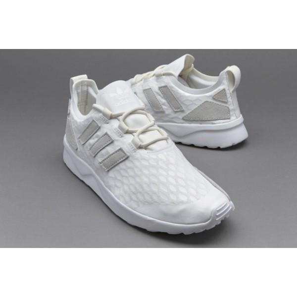Adidas Damen ZX Flux Verve Schuhe der Frauen Off W...
