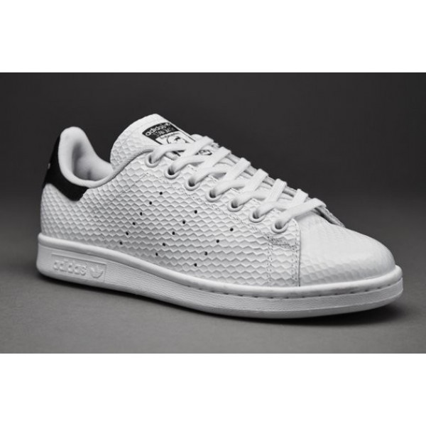 Adidas Damen Stan Smith Weiß Weiß Core-Schwarz B...