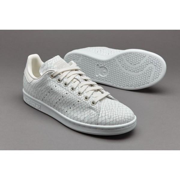 Adidas Damen Stan Smith Schuhe der Frauen Off Whit...