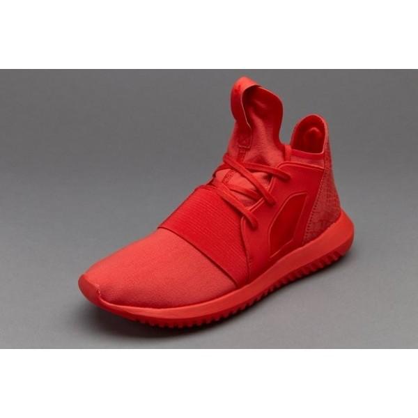 Adidas Damen Tubular Defiant Lush Red Bequem