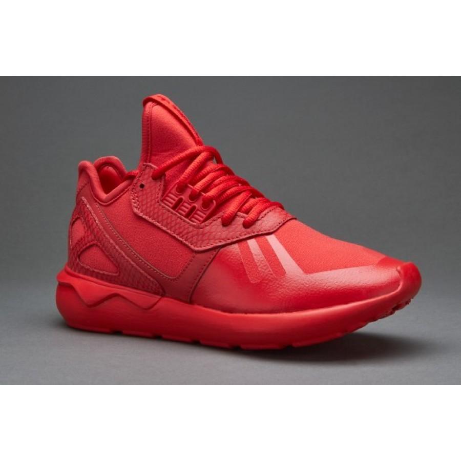 Adidas Damen Tubular Runner Schuhe der Frauen Lush Red