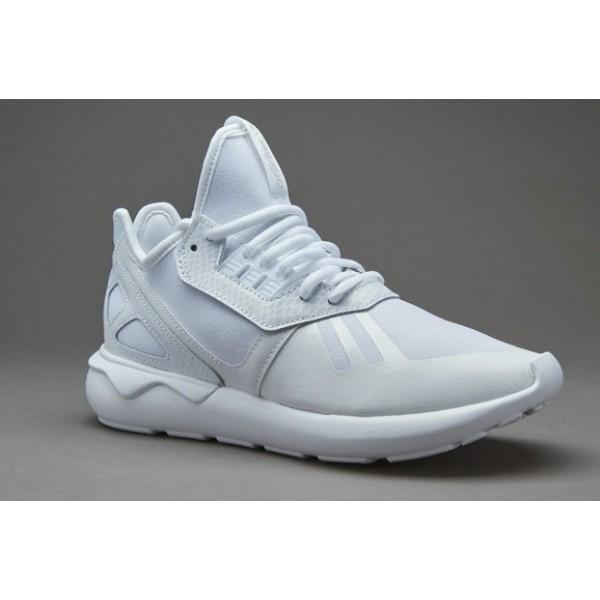 Adidas Damen Tubular Runner Damenschuhe Weiß Kern Schwarz Billig kaufen