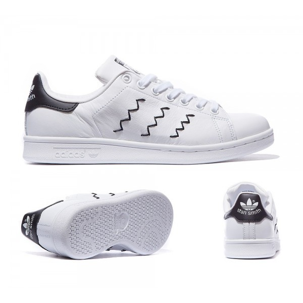 Adidas Originals Damen Zig-Zag Stan Smith Trainer ...
