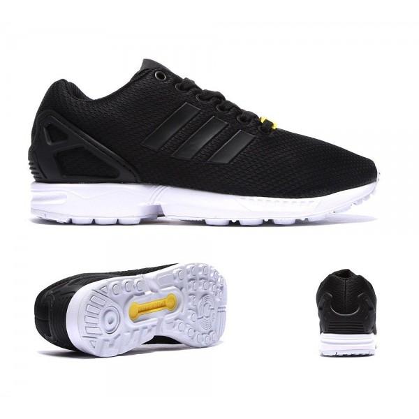 Adidas Originals Damen ZX Flux Base Pack Schwarz Online bestellen