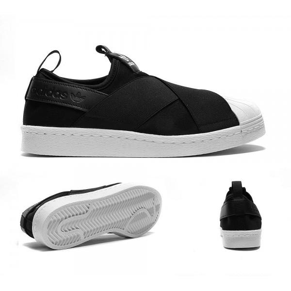 Adidas Originals Damen Superstar Slip-on-Sneaker S...