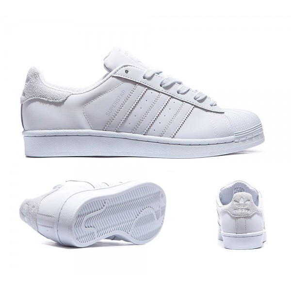Adidas Originals Damen Superstar Adicolor Trainer Halo Blau Online günstig